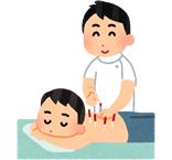 福岡市 堺整骨院グループの腰痛鍼治療イラスト
